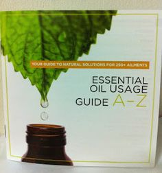 doTERRA® - Certified Pure Therapeutic Grade Essential Oil: Essential Oil Usage Guide A-Z