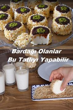 Arabic Food, Food Preparation, Deserts, Clean Eating, Muffin, Good Food, Food And Drink, Ice Cream, Recipies