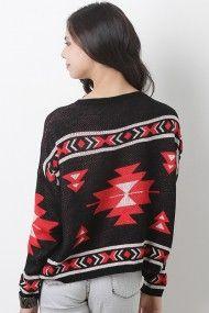 Weather Treasure Sweater