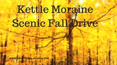Kettle moraine is one of the best scenic drives I ever had. There are two ways of this drive you can go either north to south or south to north. As I live in southern Wisconsin, we decided to go the farthest point first so we went to Start point of north to south drive. …