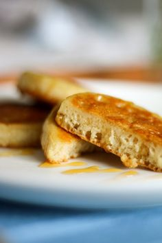 Homemade Crumpets | Cast Iron Cookie