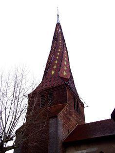 Clocher de l'église Saint-Maurice