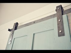 Sliding barn door hardware - The story of NW Artisan Hardware made in the USA.