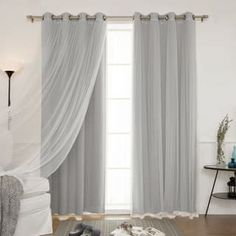 Aurora Home Mix and Match Blackout Blackout Curtains Panel Set (4-piece)|https://ak1.ostkcdn.com/images/products/11816183/P18722873.jpg?impolicy=medium