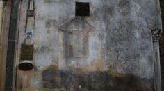 nona orbach, wall fragmaent from Amalfi