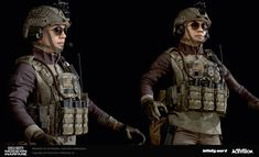 Battlefield 3, 3d Model Character, Single Player, Modern Warfare, Call Of Duty, Alice, Military, Video Games, Creatures