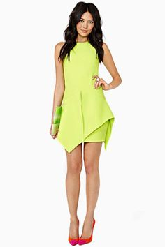 f15915fdf6e5c Colorful Party Dress - Nasty Gal Cute Dresses For Party
