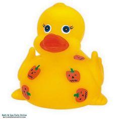 Rubber Duck Toy: Halloween Duck