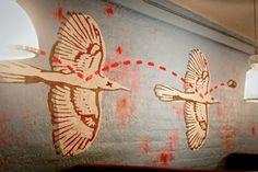 Newly opened 2 Birds 1 Stone from Chef Haidar Karoum + Bartender Adam Bernbach's Washington, DC Guide - Find. Eat. Drink.