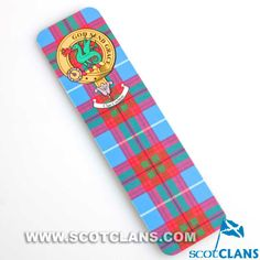 Crichton Clan Crest BookMark