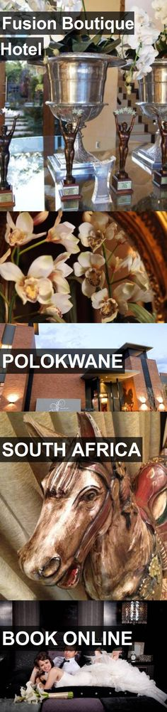 Fusion Boutique Hotel in Polokwane, South Africa. For more information, photos, reviews and best prices please follow the link. #SouthAfrica #Polokwane #travel #vacation #hotel