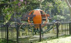 River Oaks Park   aka Pumpkin Park   Visiting Houstons Parks, One Week at a Time