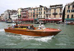 taxi d'eau à Venise