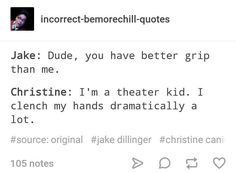 Be more chill tumblr post Theatre Nerds, Musical Theatre, Theater, Mountain Dew Red, When You Love Somebody, George Salazar, Be More Chill Musical, Heathers The Musical, Chill Pill
