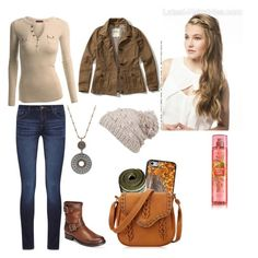 """""""MyStyle"""" by mimimoon95 on Polyvore featuring Doublju, Hollister Co., DL1961 Premium Denim, Frye, Lucky Brand and prAna"""