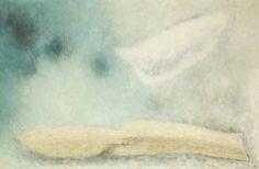 JOSEF SIMA (1891-1971) Terre lumière, 1967. Huile sur toile. Signée et datée en bas à droite. 130 x 195 cm. Provenance: Succession J.-B. Pontalis. Exposition: Bourgogne, Château de Ratilly, Hommage à Joseph Sima, 1973, numéro 30 Joseph, Succession, Ader, Painting, Attitude, Oil On Canvas, Radiation Exposure, Abstract Backgrounds, Earth