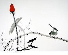 Bird - kingfisher - by Kalpa Maclachlan, Netherlands