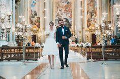 Les dandys- MARIAGE MARC & PAULINE