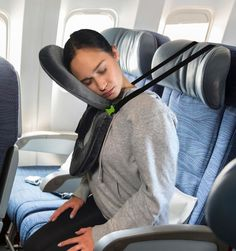This drool-worthy travel pillow: