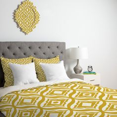 DENY Designs Heather Dutton Trevino Duvet Cover Collection