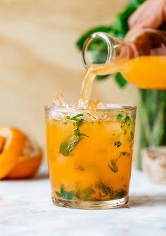 Summer Cocktails: Mandarin Mojito Recipes | Luvo