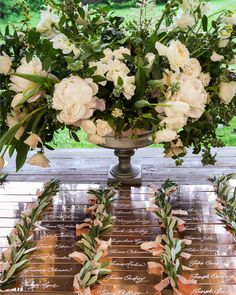 Add a little old-world charm to your wedding centerpieces with vintage-inspired and antique accents.