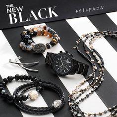 The new black! www.mysilpada.com/sandra.spencer