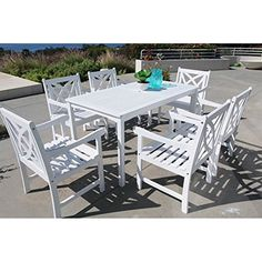 VIFAH V1336SET19 Bradley Outdoor Furniture *** Find out more about the great product at the image link. (This is an affiliate link) #OutdoorFurniture