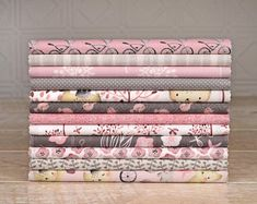 Precut Quilt Kit, Premium fabric by Fabric Editions, Top only, Instructions for quilt top included