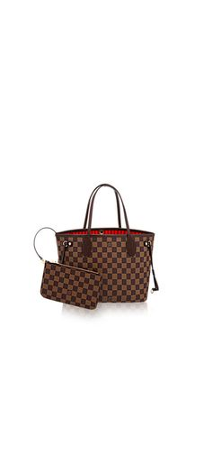 02c736fde1b key:product_page_share_discover_product Neverfull PM via Louis Vuitton  Timeless Design, Louis Vuitton Damier, Tote