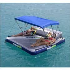 """Résultat de recherche d'images pour """"pvc floating kayak ramp"""""""