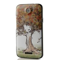 latest high end luxury cartoon colourful painting plastic hard brand case caver for HTC one X e720 black side-in Phone Bags & Cases from Phones & Telecommunications on Aliexpress.com
