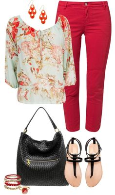 """Casual Day Out"" by angela-windsor on Polyvore"