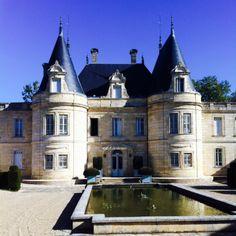 Chateau de Lussac, Bordeaux