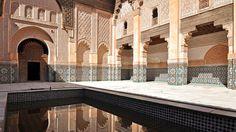Medersa Ben Youssef in #Marrakesh #Marrakesch #Marrakech