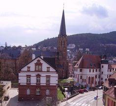 Neustadt an der Weinstrasse, Germany - I was born here :)