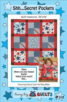Beany Boy Quilts - Order