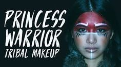 Image result for tribal warrior makeup Black Eyeliner, Gel Eyeliner, Warrior Makeup, Tribal Makeup, Nars Radiant Creamy Concealer, Tribal Warrior, How To Draw Eyebrows, Dress Up Day, Song Of Style