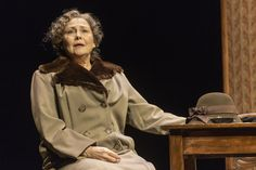 Cherry Jones in The Glass Menagerie #Broadway #Theater