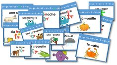 Réviser LES SONS COMPLEXES : je joue et j'apprends • ReCreatisse Reading Games, Teaching Reading, Phrases Complexes, Read In French, Cycle 3, Phonics, Sons, About Me Blog, Education