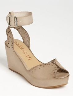 """SixtySeven """"Vivien"""" sandal - available at Nordstrom"""