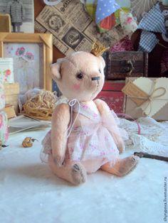 Абрикоска -румяные щечки - кремовый,мишка,тедд,абрикоска,румяные щечки