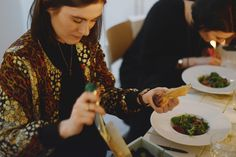 40 DAYS OF EATING #34 – Wild & Root Supper Club, Tabea Mathern
