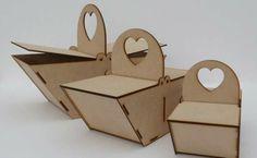 Candy Box Crafts - mdf blank