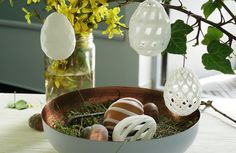 5 super easy-to-make Easter egg decorations you can 3D model at home | #vectary