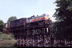 RailPictures.Net Photo: BCRR 1064 Bay Colony Alco RS-1 at Medfield, Massachusetts by John Sistrunk