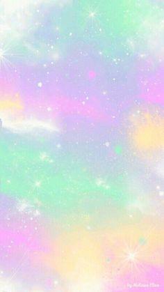 Unicorn Pastel Sky
