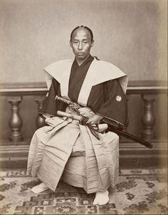 Fotográfos de los samurai: Ueno Hikoma   ¿que haces QUÉ?
