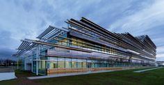 3M Italia Headquarters / Mario Cucinella Architects, Pioltello, Milan, Italy