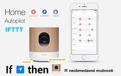 Withings Home - Multifunkčnú kameru Withings Home môžete teraz prepojiť s viac ako 10000 aplikáciami a inými zariadeniami v domácnosti.